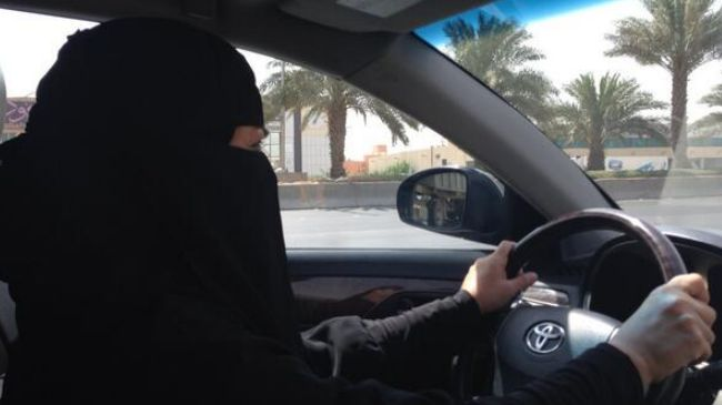 Image result for women driving in saudi