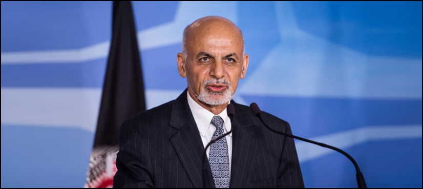 Afghan president congratulates armed forces for Ghazni victory