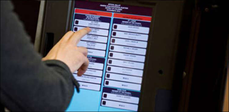 84pc turnout of e-voters witnessed in by-elections