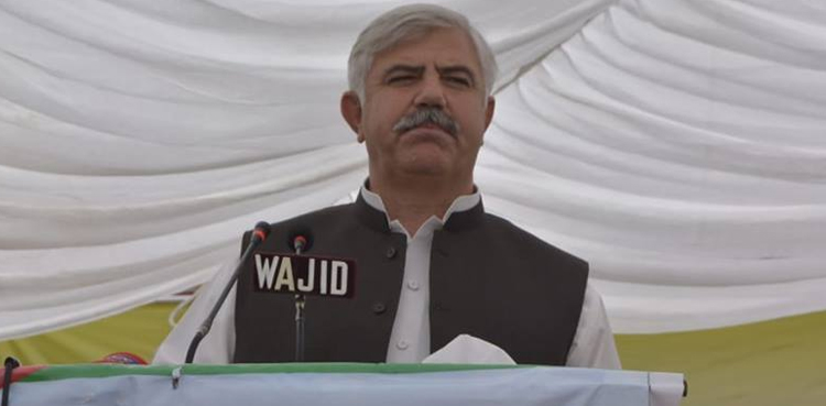 Govt committed to make Peshawar an advanced city: CM Mehmood