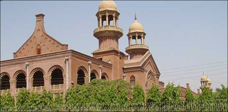 LHC forms new bench to hear NAB cases