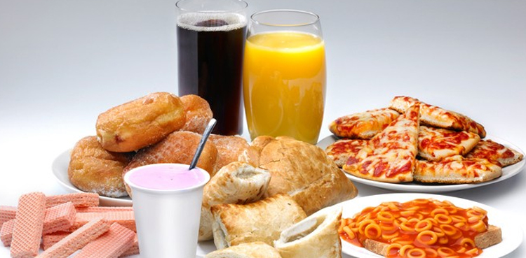 People who eat lots of ultra-processed foods are more likely to develop diabetes!