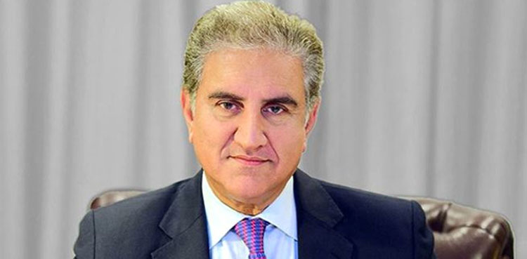 Pakistan welcomes America's mediation over Kashmir issue: FM Qureshi