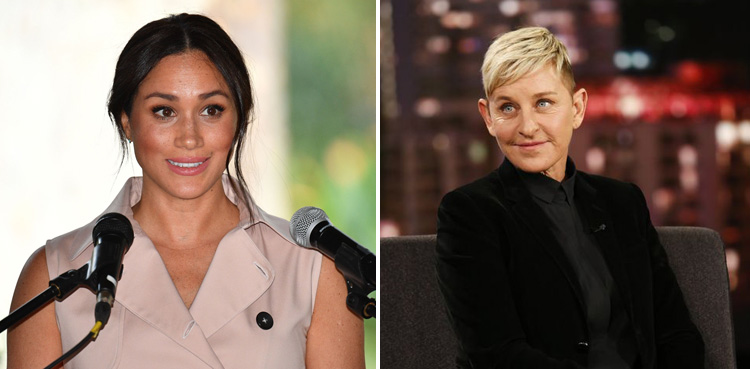 Meghan Markle may give post-Megxit interview to Ellen DeGeneres